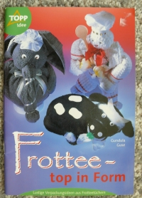 Frottee top in Form / Gundula Guse (Topp - 2002)