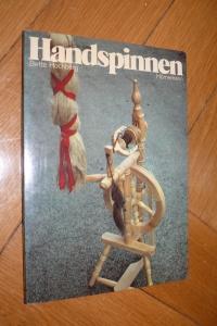 Handspinnen / Bette Hochberg (Hönemann - 1978)