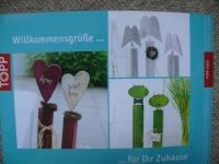 Holzpfosten dekorativ verziert / A. Rögele (Topp 2013)