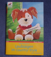 Laubsägen im Country-Style / Marion Dawidowski  (Creativ Compact - 2003)
