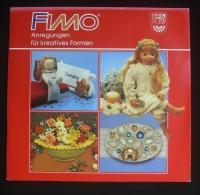 Fimo - Anregungen für kreatives Formen (EFA)