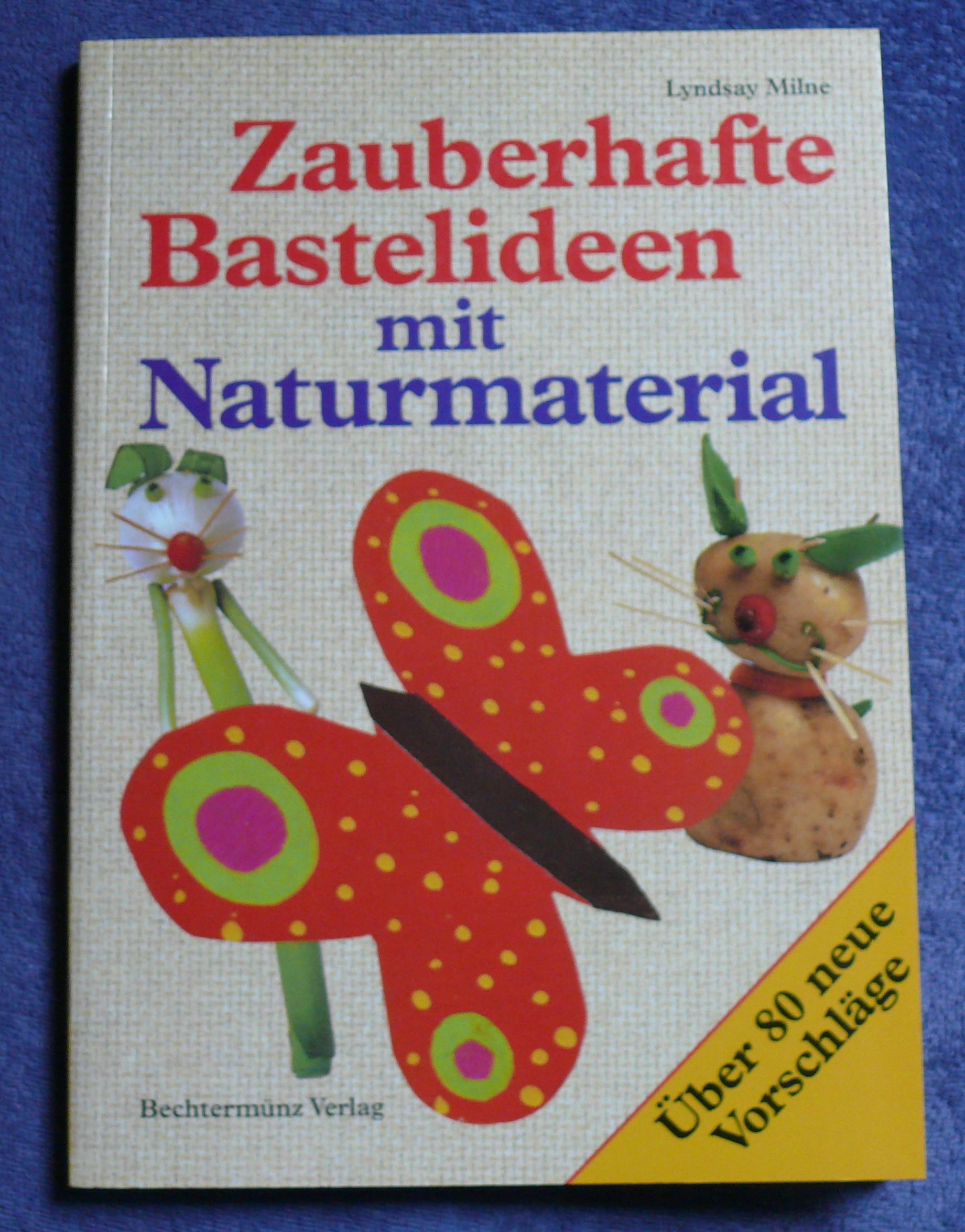 Zauberhafte Bastelideen Mit Naturmaterial L Milne 1999 Bechtermunz