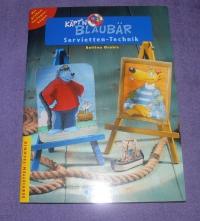 Käpt'n Blaubär - Servietten Technik / Bettina Grabis (Xenos - 2002)