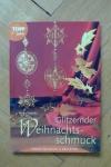 Glitzernder Weihnachtsschmuck / Täubner (Topp - 2001)