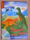 Dinos aus Holz inkl. CD-Rom / Göhr-Holl (Topp 2006)