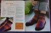 Gehäkelte Trend-Socken / Bärbel Born (Topp - 2009)