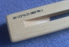 Strickrahmen Holz / Maße: 35 x 3 x 3 cm