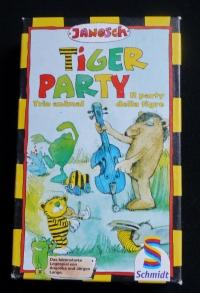 Janosch - Tiger Party (Schmidt)